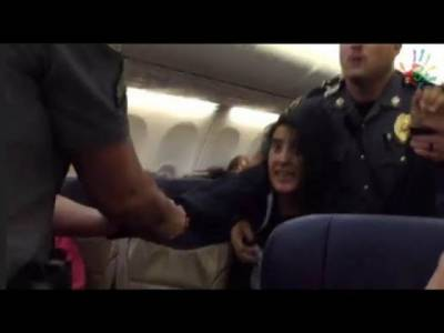 VIDEO: Muslim American woman humiliated and thrown out of US Airline