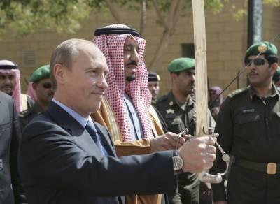 Why Saudi Arabia has turned towards Russia