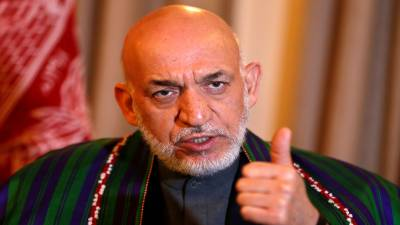 Afghan soil used against its neighbour, admits Hamid Karzai