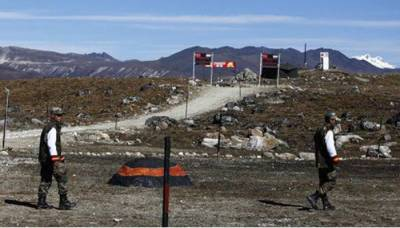 China reminds India of respecting the history