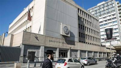 Donald Trump makes important announcement about US embassy move to Jerusalem