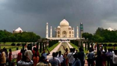 India ignoring Taj Mahal as it reminds them of thousands years of Muslim rule over India