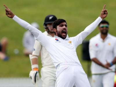 Mohammad Amir out of Pakistan - Sri Lanka cricket series