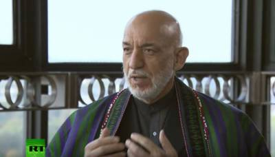 Pakistan - Afghanistan should jointly fight US conspiracy: Former President