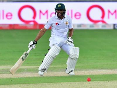 Pakistan struggles against Sri Lanka in the 2nd test match