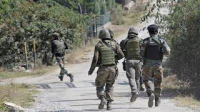 Indian Army Officer killed in occupied Kashmir