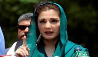 Maryam Nawaz says Pakistani laws do not apply on my brothers
