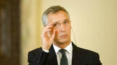 NATO Chief rules out