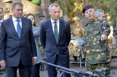 NATO launches new multinational force against Russia