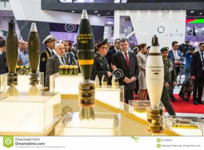 Pakistan Defence Export Organisation participates in Ukraine Arms Exhibition