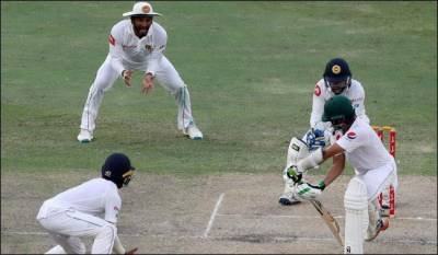 Sri Lanka's Perera pushes Pakistan team to a disgraceful defeat