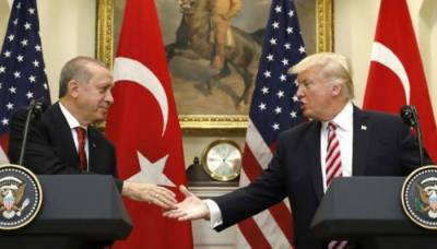 Turkey hits back hard in a tat for tat move over US Visa services suspension