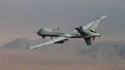 US Drone strike hit car carrying Al-Qaeda leaders in Yemen
