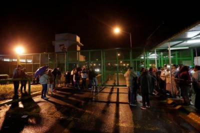 13 inmates killed in prison riot in Northern Mexico