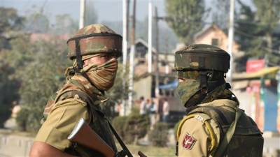 59 Indian Army soldiers have been killed in Occupied Kashmir