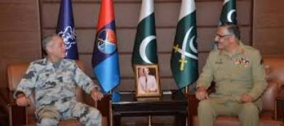 Chairman CJCSC commends Professionalism, commitment of Pakistan Navy