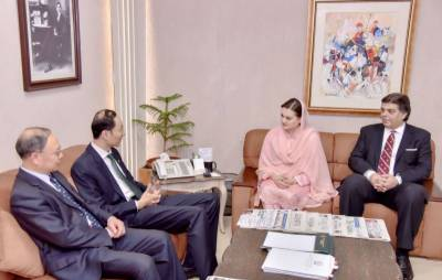 Govt plans to make CPEC part of educational curriculum: Marriyum