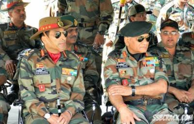 Indian Army Brigadier punished for committing adultery with Colonel's wife