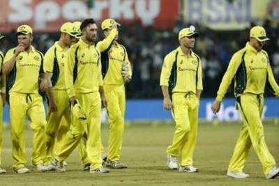 Indian Army deployed for the Australian Cricket team security