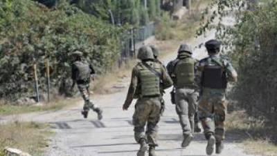 Indian Security Forces convoy ambushed in Srinagar