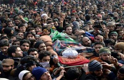 Indian Troops Martyr three more youth in Bandipore, Kupwara districts