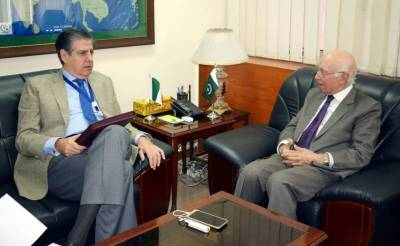 Italy desires to join CPEC projects: Ambassador