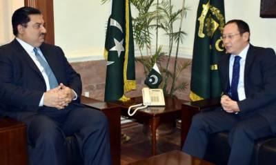 Kyrgyzstan desirous of enhancing defence ties with Pakistan: Ambassador