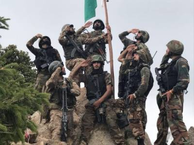 Pakistan Army 59 non Muslim soldiers have sacrificed their lives for the defence of motherland