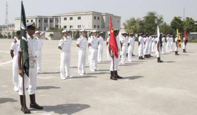 Pakistan Navy international competition along with Chinese, Saudi Navies kick off in Karachi