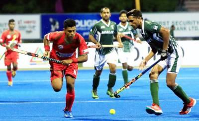 Pakistan thrashes Bangladesh in Asia Hockey Cup opener