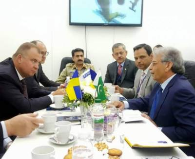 Pakistan - Ukraine to enhance defence collaboration