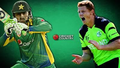 Pakistan Vs Ireland first ever test series announced
