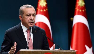 Turkey to boycott US Ambassador in Ankara::Tayyip Erdogan