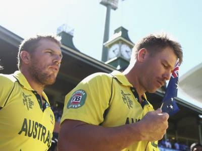 We are scary after bus attack in India say Aron Finch and Australian Captain David Warner
