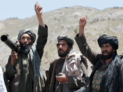 Afghan Taliban refuse to join QCG peace process