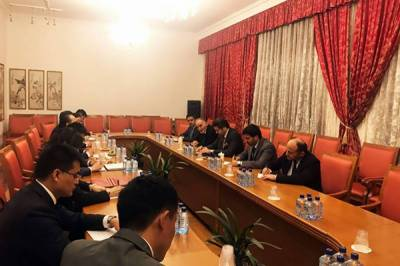 Afghanistan turns towards China's support at SCO Contact Group meeting
