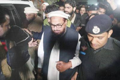 Can India declare it's citizen terrorist on Pakistan desire, then why Hafiz Saeed