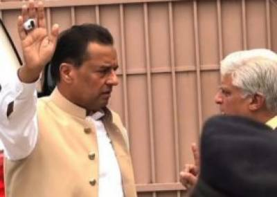Captain (R) Safdar approaches IHC against NAB Court