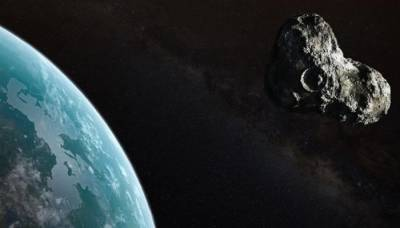 Huge asteroid grazes past Earth escaping mega disaster