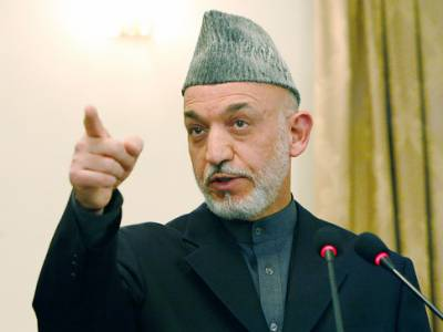 I will never accept Durand Line as Pakistan - Afghanistan official border: Hamid Karzai
