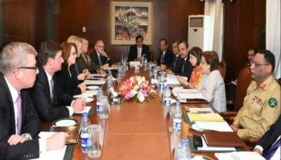 Pakistan - US agree over intelligence sharing, joint terrorism efforts