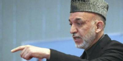 Peace in Afghanistan not possible without Pakistan: Hamid Karzai