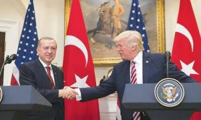 US - Turkey hold high level talks over Visa row