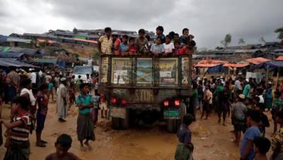 14,000 lone children among Rohingya refugees in Bangladesh