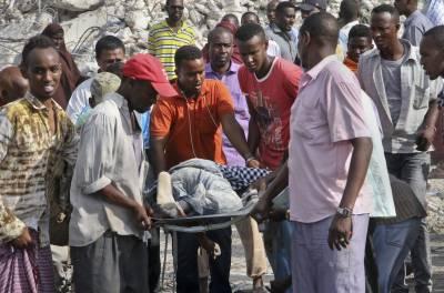 276 killed, 300 injured in Mogadishu truck bomb: official