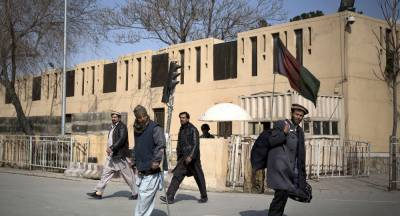 Afghans feeling betrayed and ditched by NATO