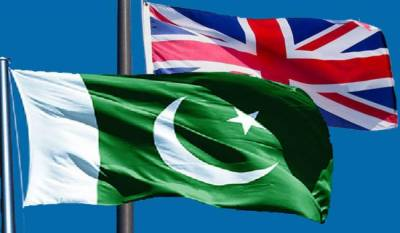 British envoy expresses desire to enhance bilateral ties with Pakistan