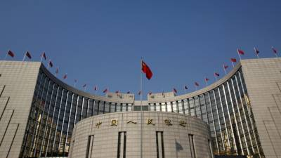 China factory inflation rises as PBoC boss sees strong H2 growth