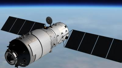 China's space station to crash into Earth