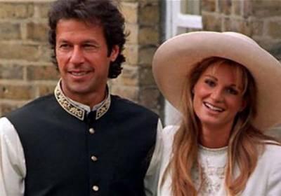 Imran Khan is thankful to Jemima Khan